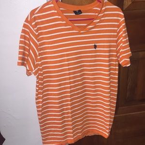 Polo by Ralph Lauren Shirts - Vintage Striped Polo T-Shirt